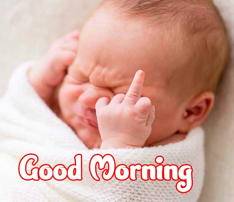 Free Latest Good Morning Small Baby Images pic Download
