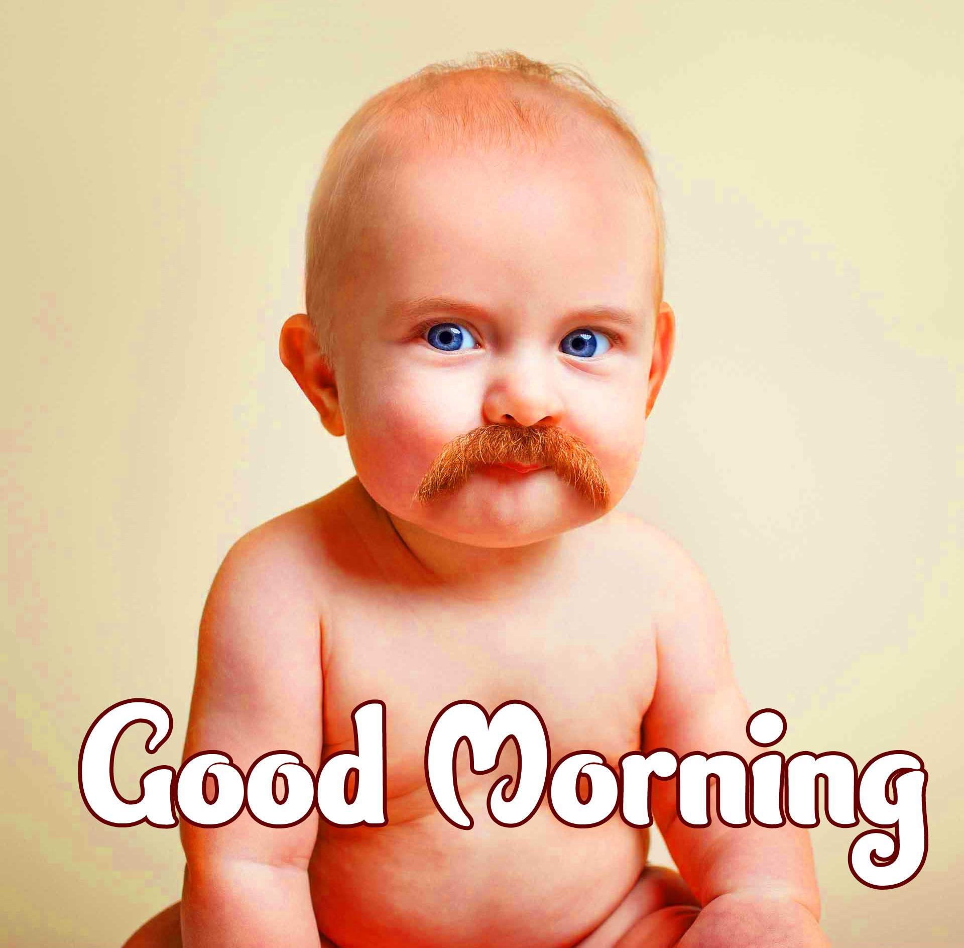 Good Morning Small Baby Images Photo free Download