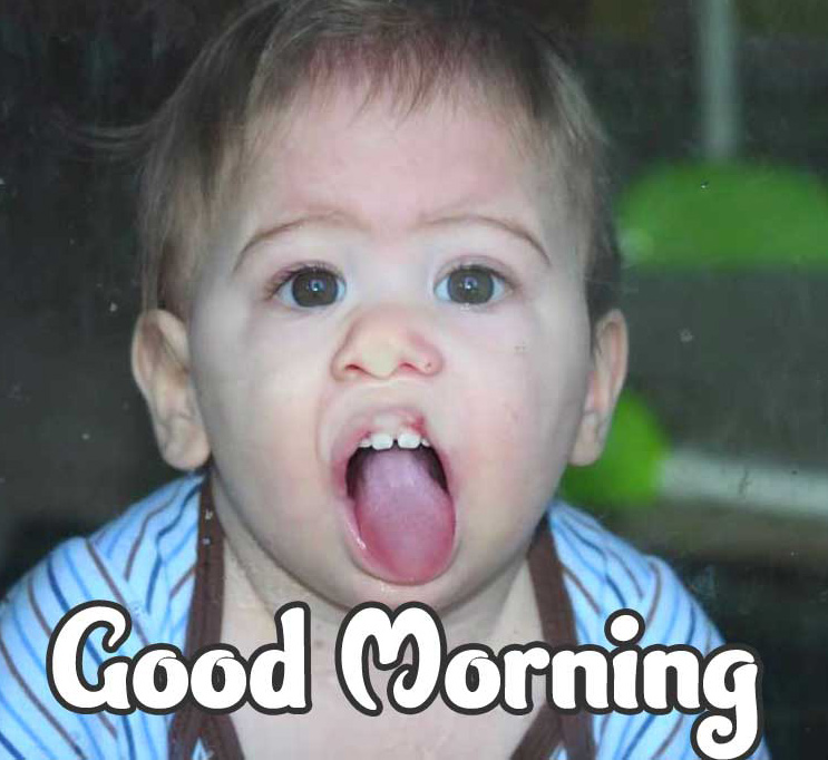 Best New Good Morning Small Baby Images Pics Download