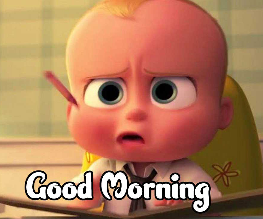 Free Best Quality Good Morning Small Baby Images Pics Download