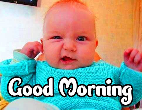 Good Morning Small Baby Images Wallpaper Free for Status