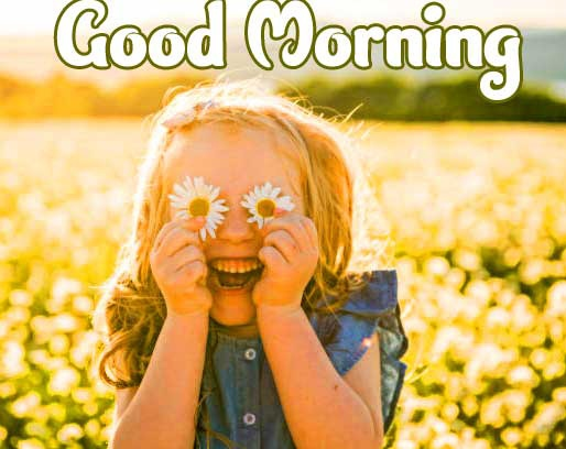 Good Morning Small Baby Images Wallpaper Free Download