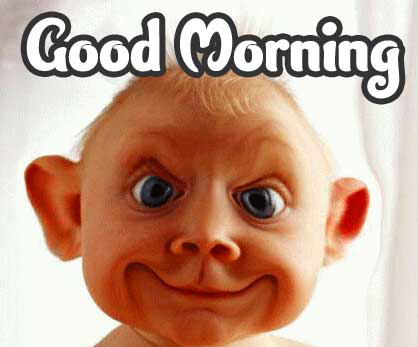 Good Morning Small Baby Images Pics pictures Download Free
