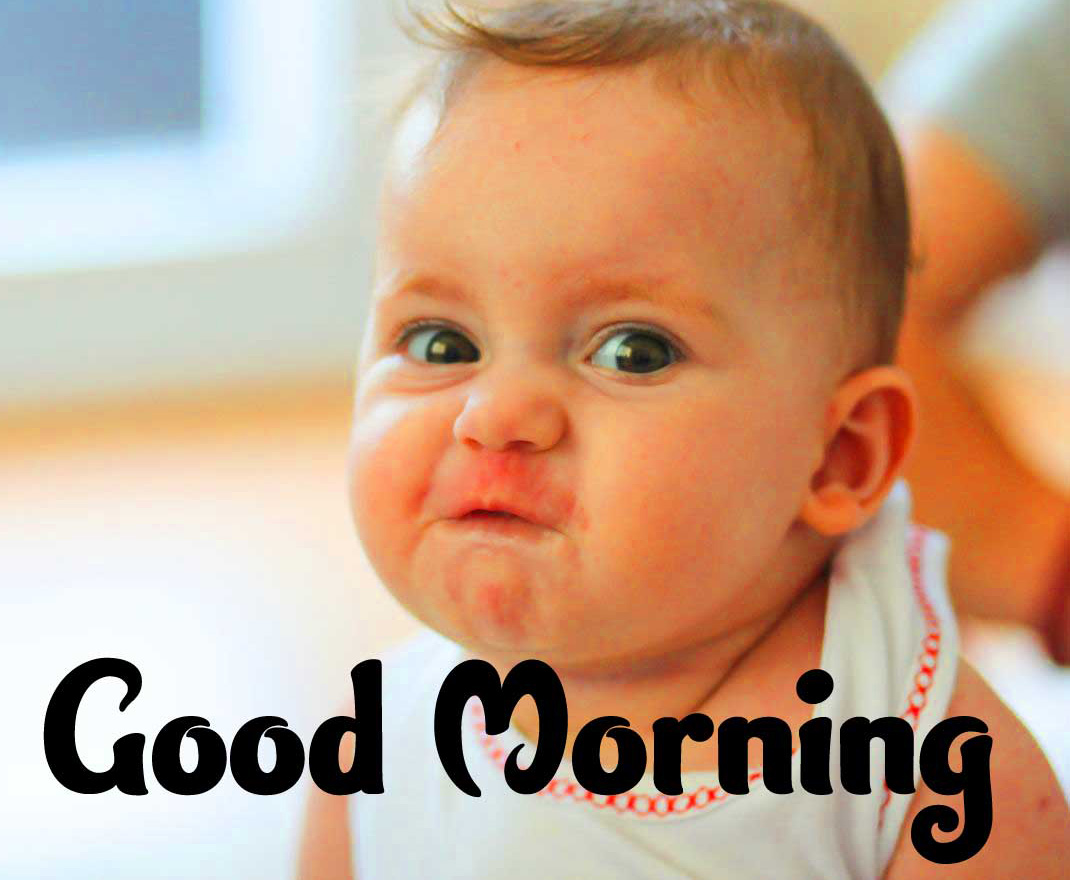 New Best Good Morning Small Baby Images Pics Download