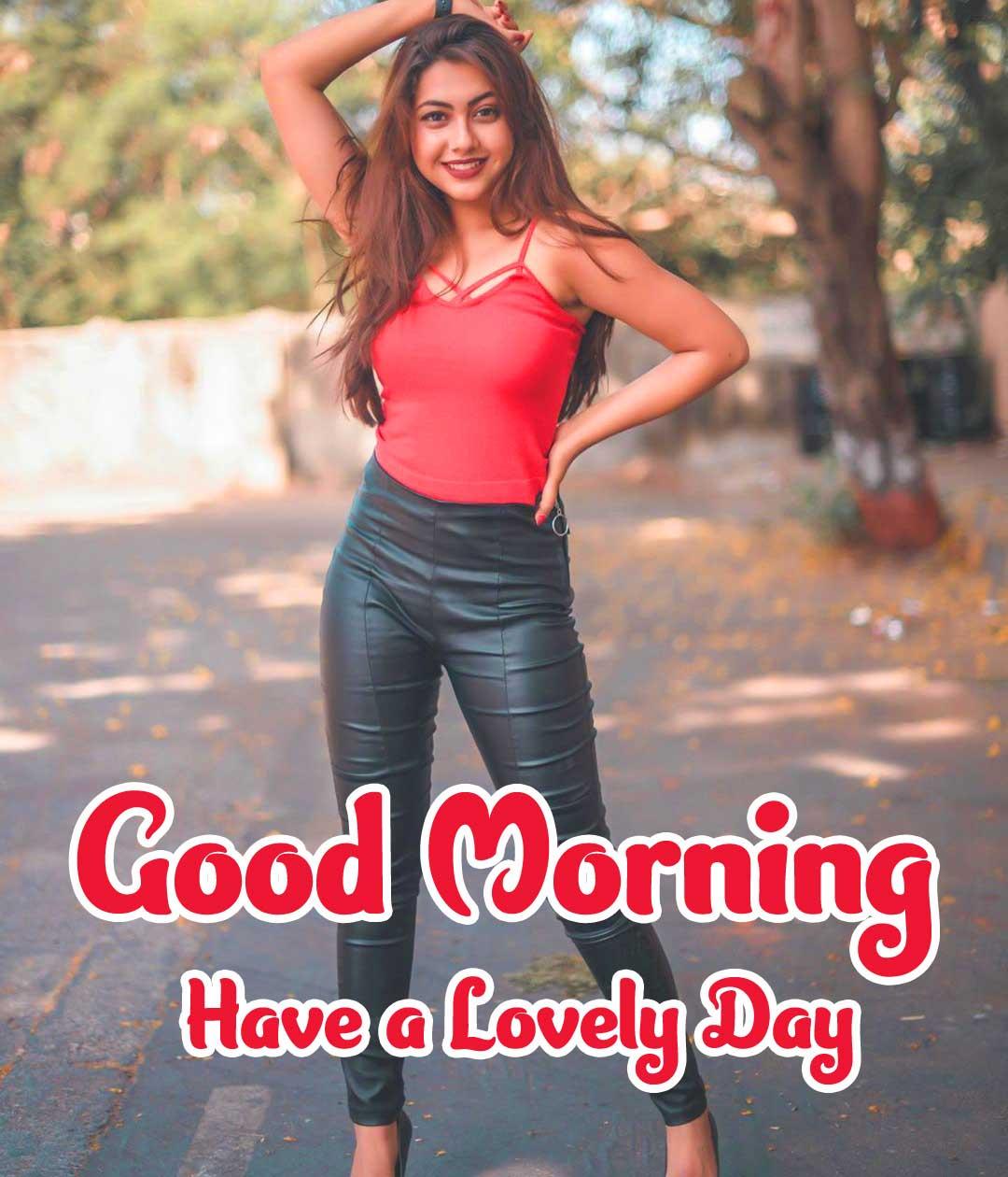 Beautiful Girls Good Morning Wallpaper Pics Download