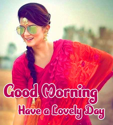 Good Morning Wallpaper Images Pics Download With Stylish Girls
