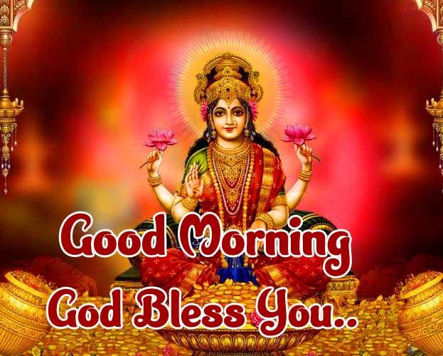 Maa Laxmi Good Morning Wallpaper Pics Download
