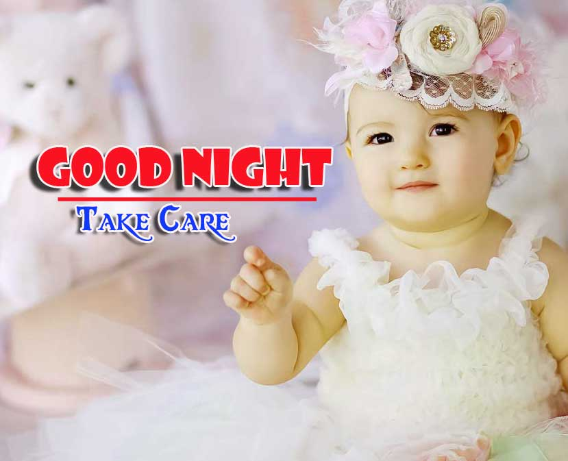 Cute Baby Good Night Images 4k 1080p Pics pictures Download