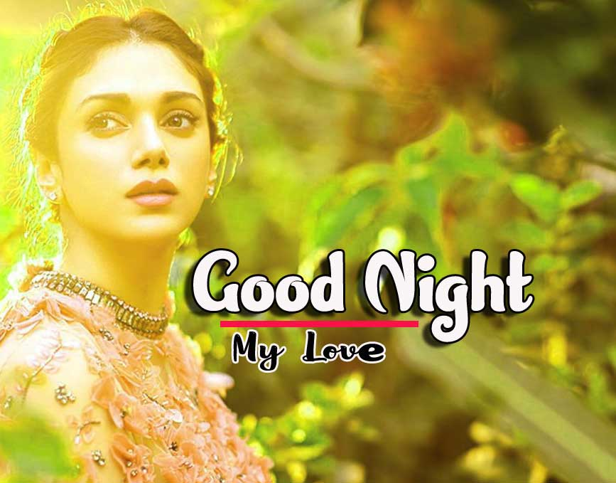 Good Night Wishes Images Pics Wallpaper With Beautiful Girls
