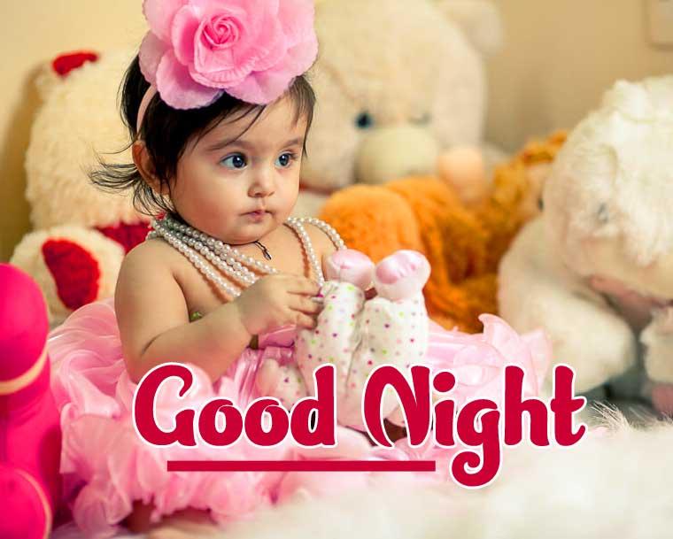 Cute Babies Good Night Imagespics photo Download