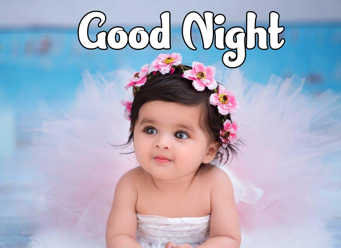 Cute Babies Good Night ImagesWallpaper HD Download