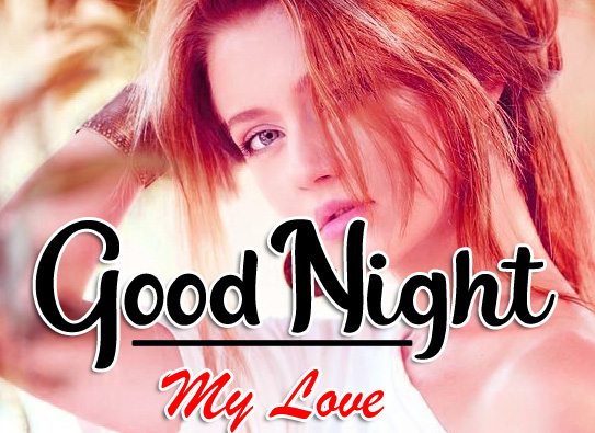 Girls Good Night Whatsapp DP Profile Images Wallpaper Free Download