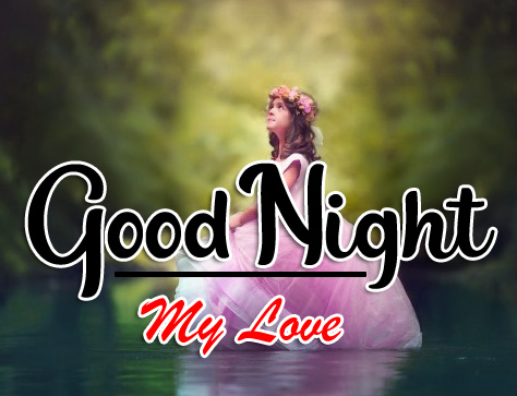 Good Night Whatsapp DP Profile Images Wallpaper HD Download