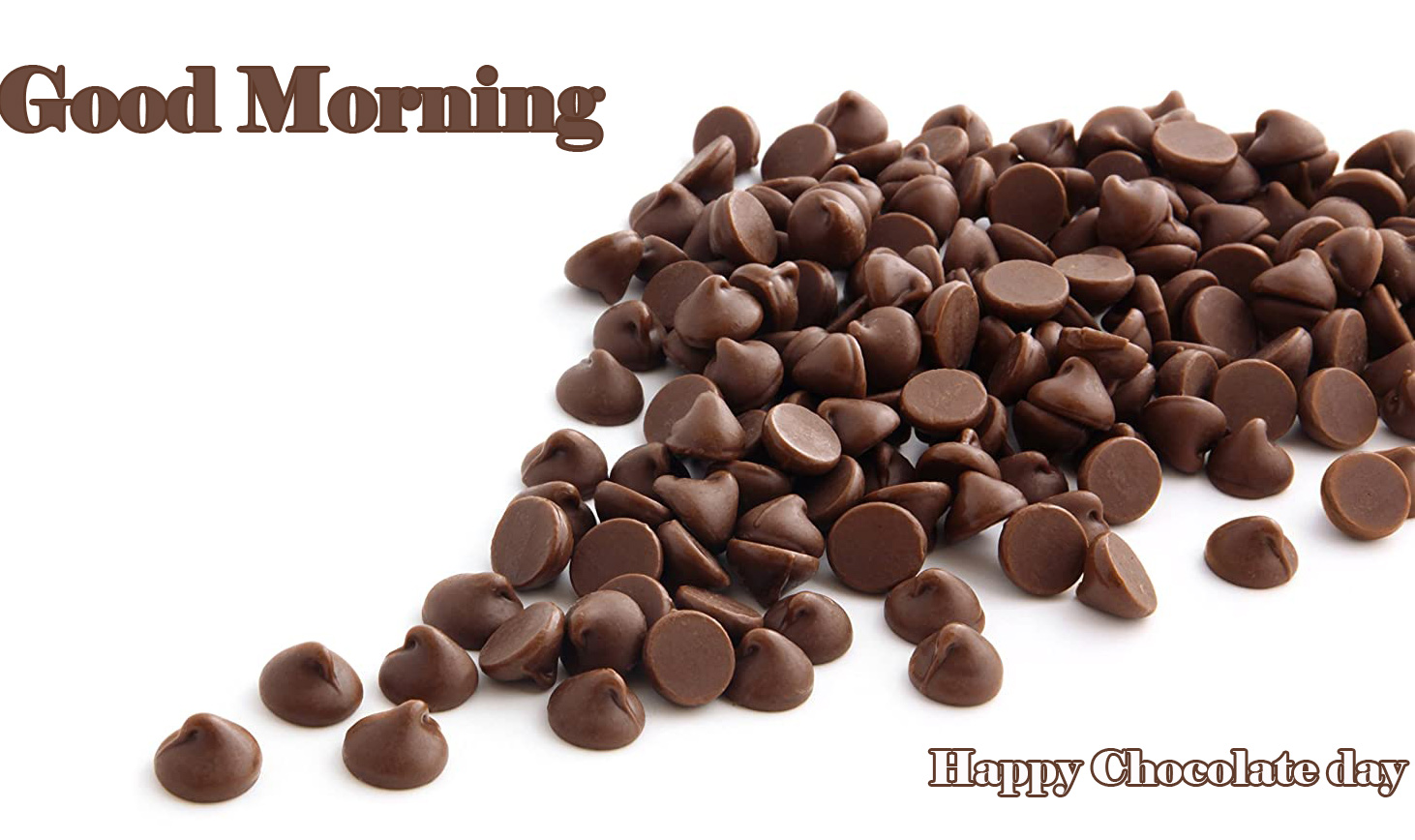 Happy Chocolate Day Good Morning Images Pics Pictures Download