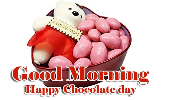 Happy Chocolate Day Good Morning Images Pics Download