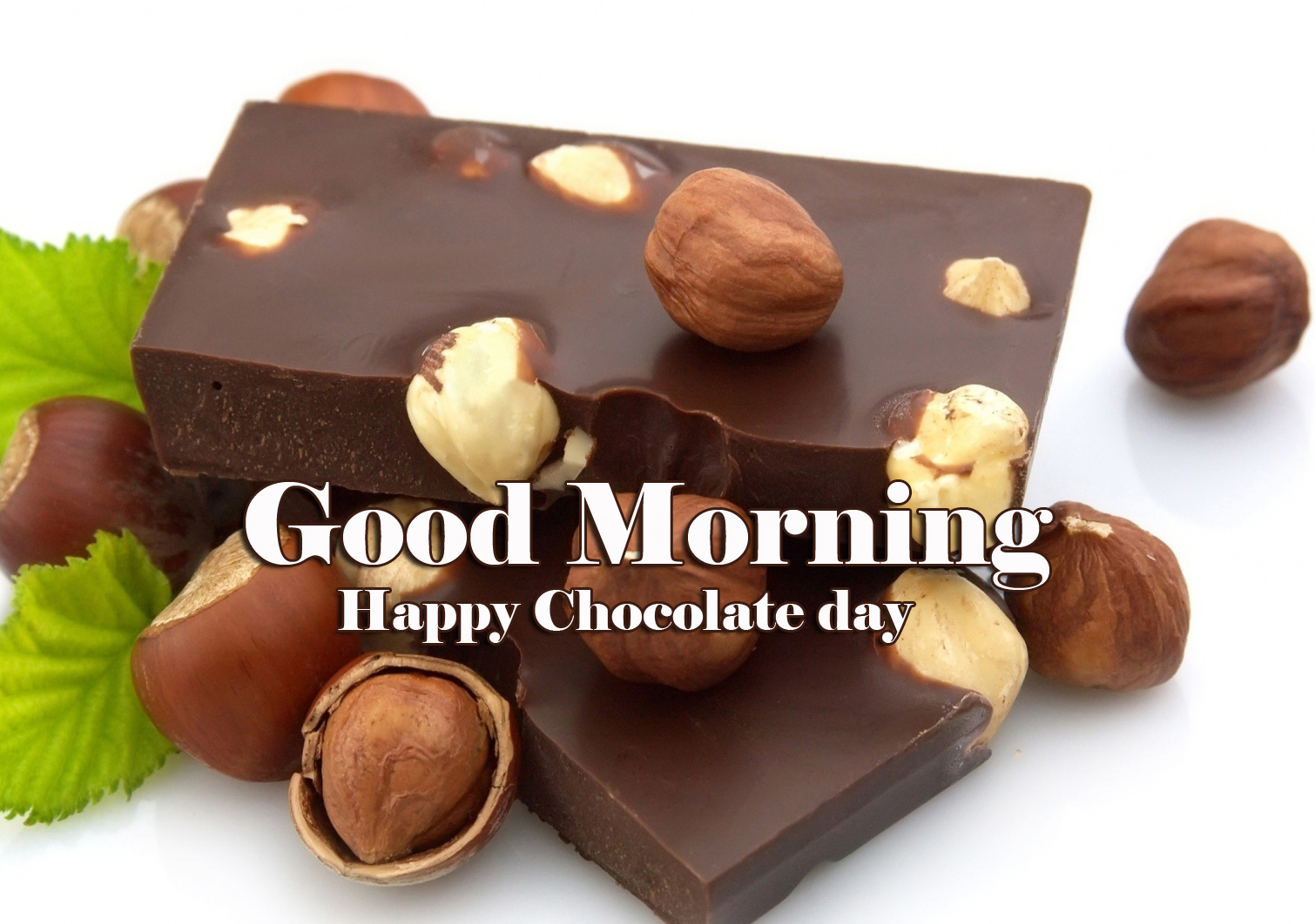 New Free Happy Chocolate Day Good Morning Images Pics Download