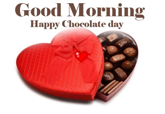 Best Quality Happy Chocolate Day Good Morning Images Pics Download