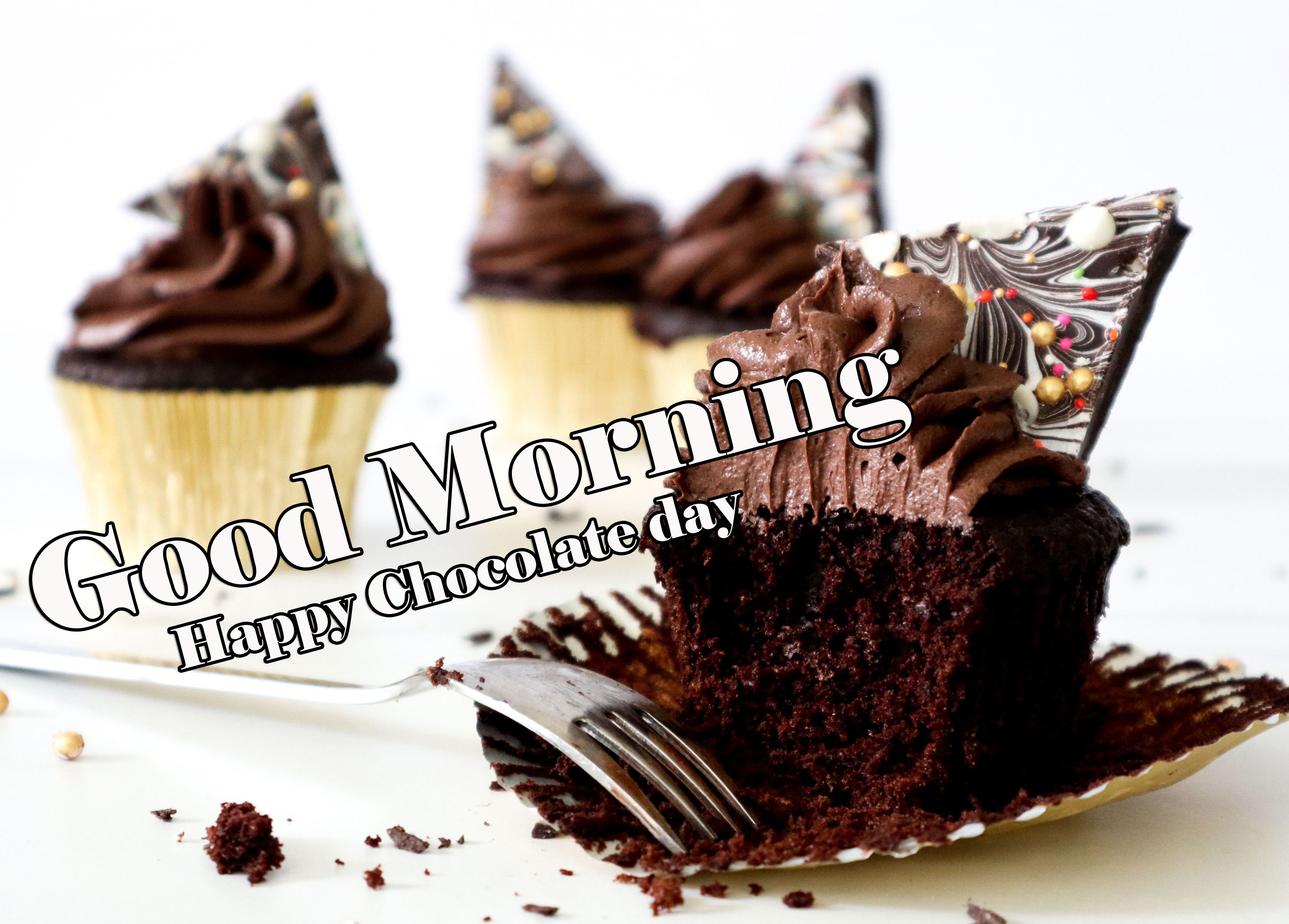 Happy Chocolate Day Good Morning Images Wallpaper Latest Download Free