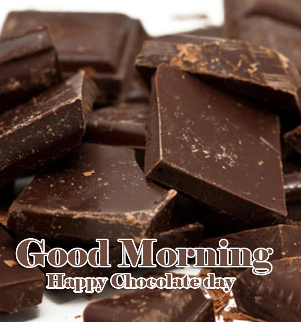 Top Quality Free Happy Chocolate Day Good Morning Images Pics Download