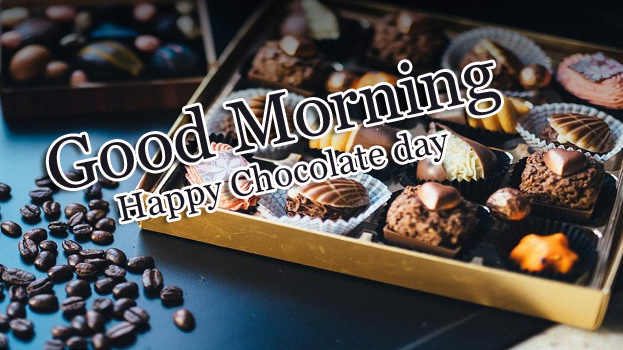 Happy Chocolate Day Good Morning Images Pictures Free for Facebook