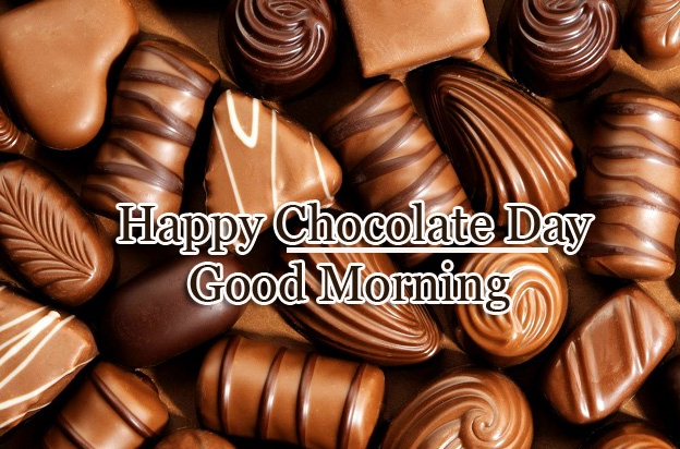 Chocolate Day Good Morning Pics Wallpaper free Download