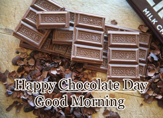 Chocolate Day Good Morning Pics Wallpaper Download