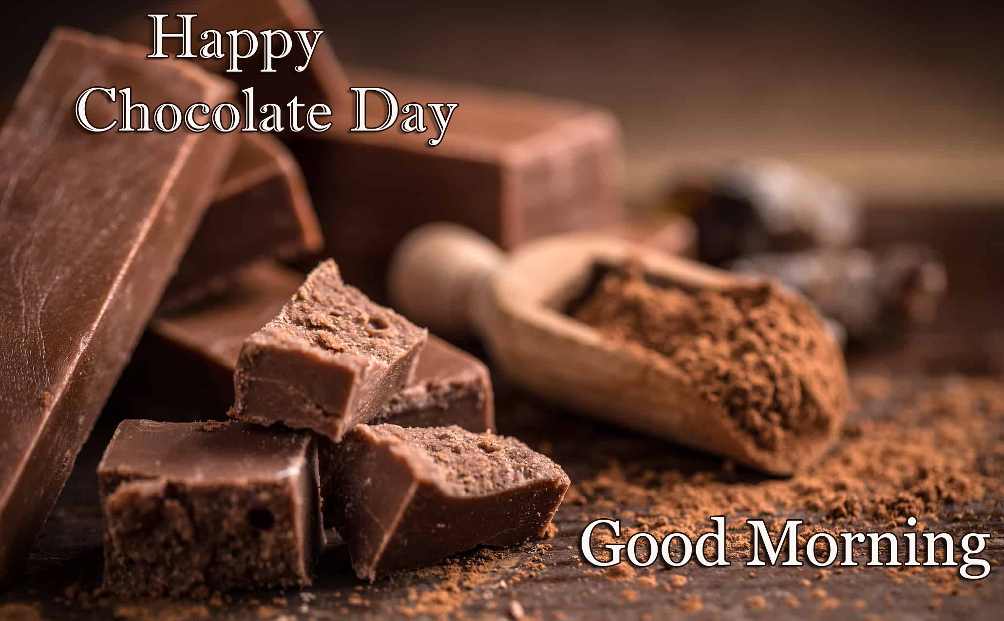 Best New Free Chocolate Day Good Morning Pics Download