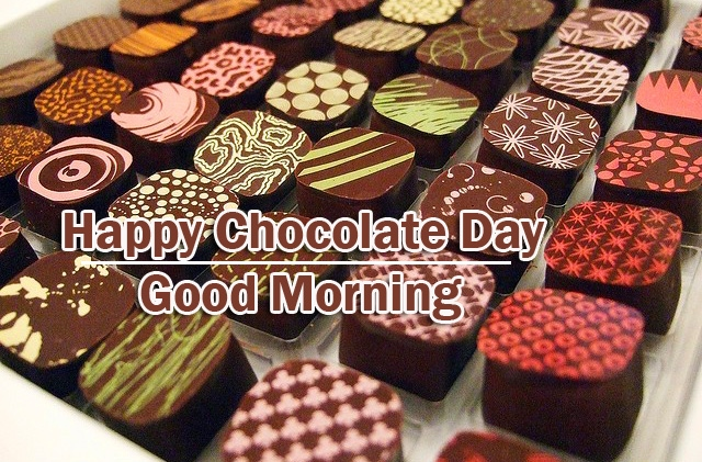 Chocolate Day Good Morning Pics Download