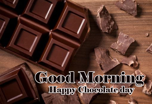 Chocolate Day Good Morning Pics Free Download