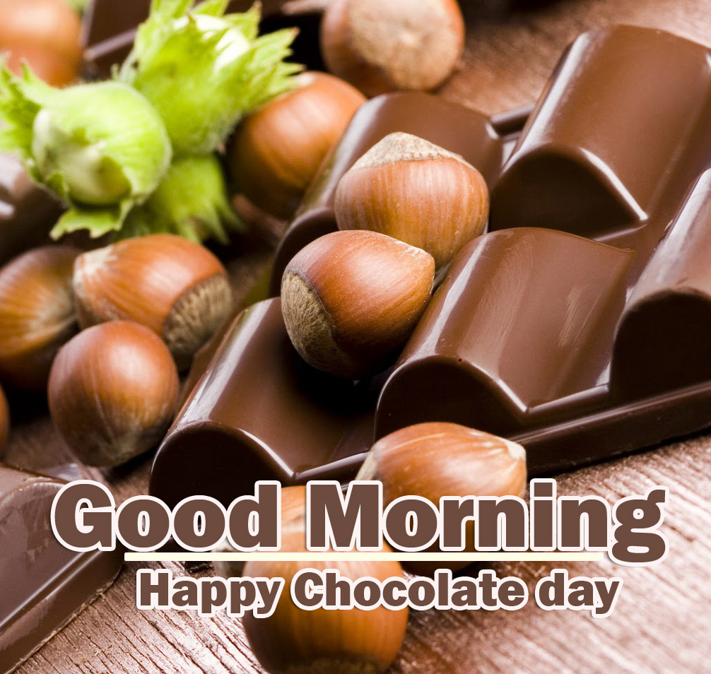 Chocolate Day Good Morning Wallpaper pics Download