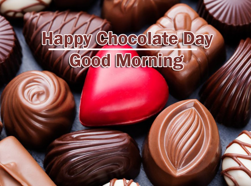 Chocolate Day Good Morning Pics For Facebook