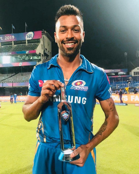 Hardik Pandya Wallpaper Free Download