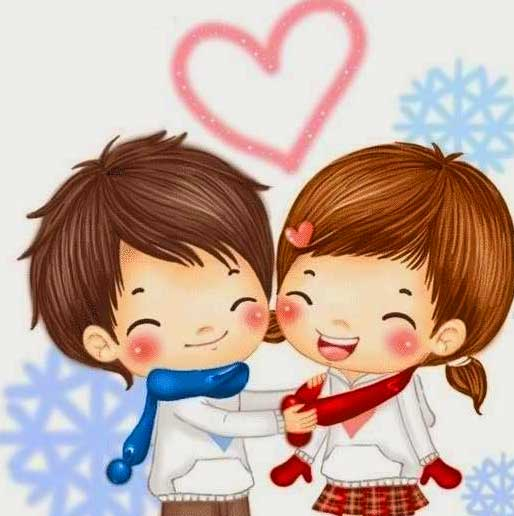 Love Couple Whatsapp DP Profile Images Wallpaper Pics Download