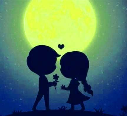 Couple Symbal Lovely Sweet Whatsapp DP Profile Images Pics Download