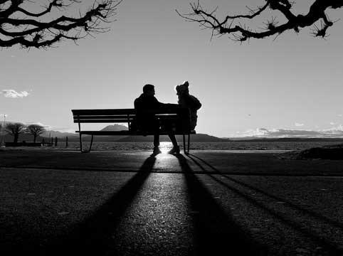 Romantic Love Whatsapp Dp Profile Images Pics Download for Sad Couple