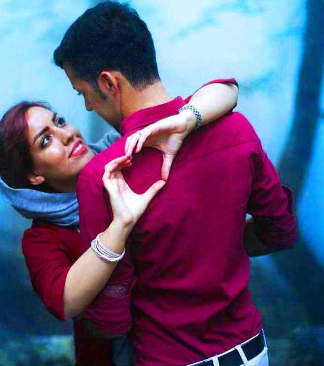 Desi Romantic Love Whatsapp Dp Profile Images Pics Download