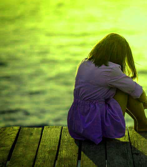 Sad Breakup Whatsapp DP Profile Images pics for Sad Girls