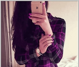Stylish Girls Whatsapp DP Profile Wallpaper Free Download