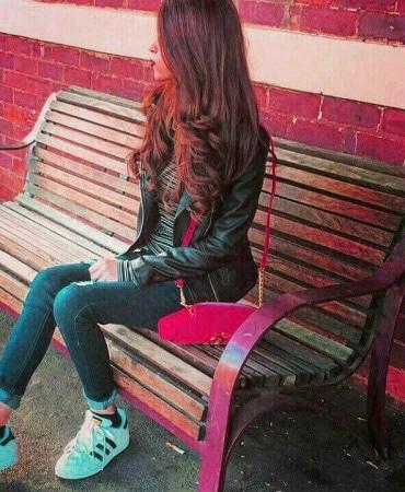 Stylish Girls Whatsapp DP Profile Pics Wallpaper Free Download
