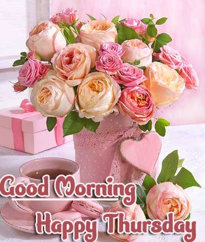Thursday Good Morning Images Pic Wallpaper Download