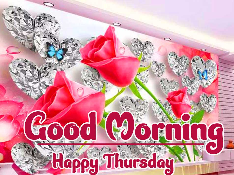 Beautiful Thursday Good Morning Images Wallpaper for Whatsapp