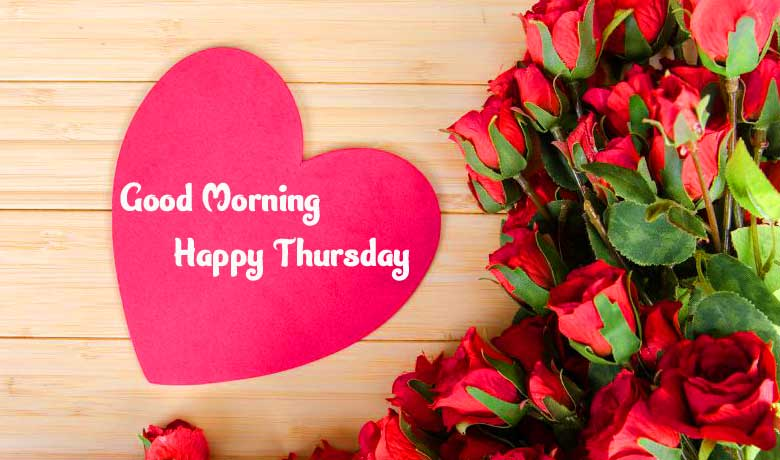 Beautiful Thursday Good Morning Images Pics Wallpaper for Whatsapp