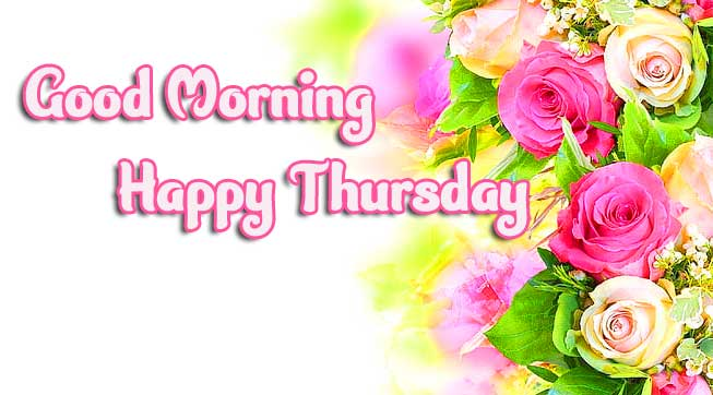Beautiful Thursday Good Morning Images Pics Download Latest