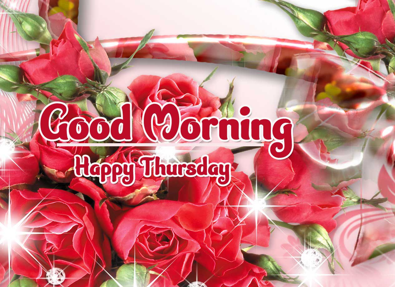 Beautiful Thursday Good Morning Images Wallpaper pics Download