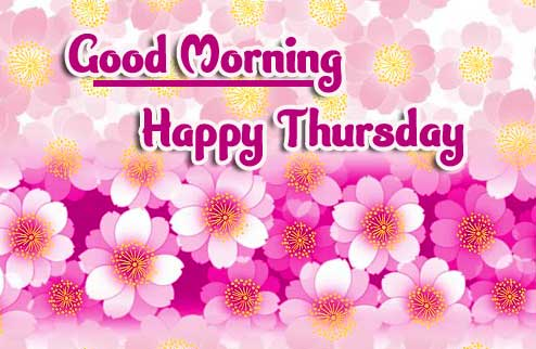 Best Free Beautiful Thursday Good Morning Images Pics Download