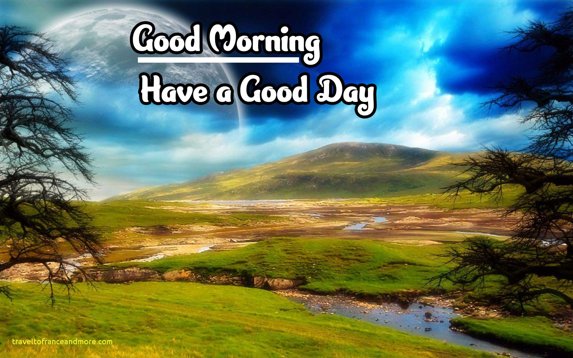 Good Morning Images 4K 1080p Photo Download