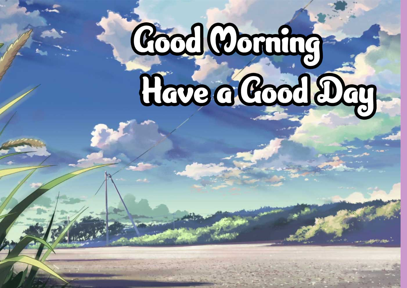 New All Good Morning Images 4K 1080p Pics HD Download