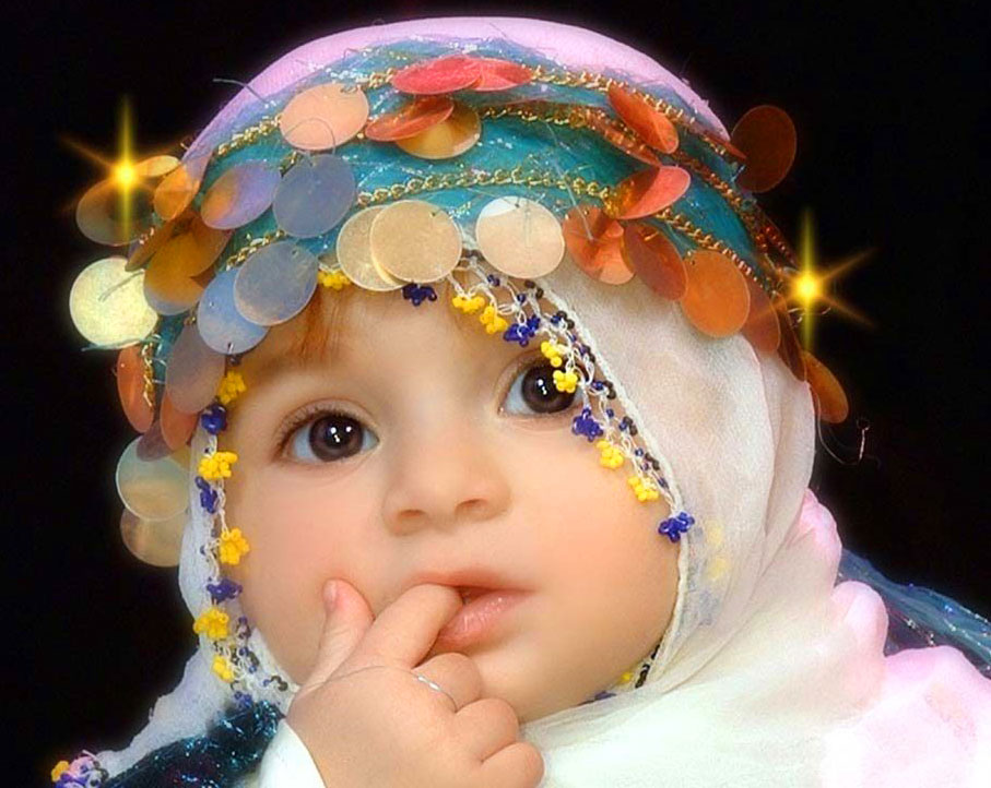 Cute Baby Girl Dp Images Photo Wallpaper Free Download