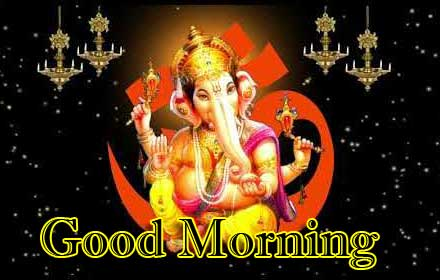 Good Morning Ganpati Bappa Images Download
