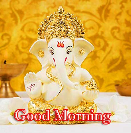 New Quality Free Good Morning Ganpati Bappa Pics Images Download